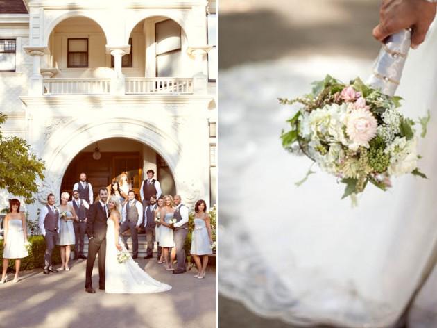 Wedding Blog Real Wedding: Scott and Ingrid
