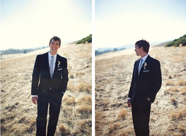 Wedding Blog Real Wedding: Inga and Scott