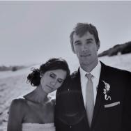Real Wedding: Inga and Scott