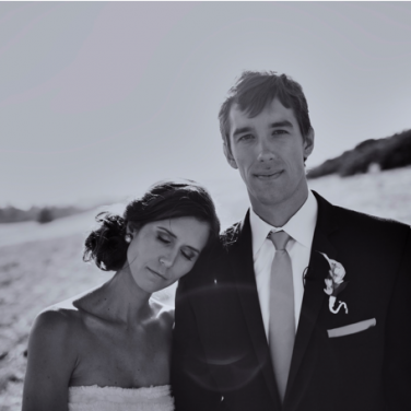 Real Wedding: Inga and Scott