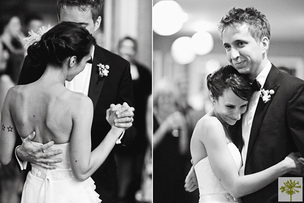 Wedding Blog Real Wedding: Lauren and Leo