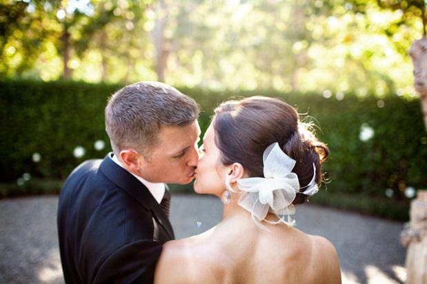 Wedding Blog Real Wedding: Amanda and Nick
