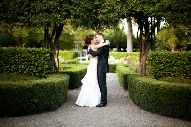 Wedding Blog Real Wedding: Amanda and Nick