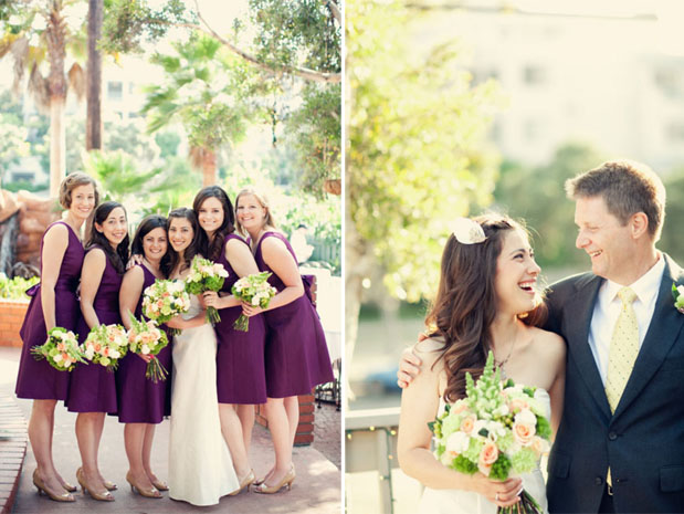 Wedding Blog Real Wedding: Lauren and Chad