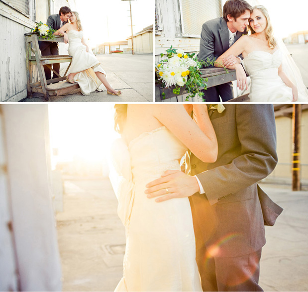 Wedding Blog Real Wedding: Zach and Caitlynn
