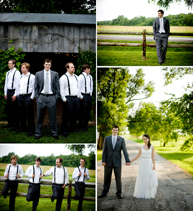 Wedding Blog Real Wedding: Laramie and Mark