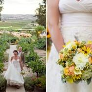 Real Wedding: David and Rachel