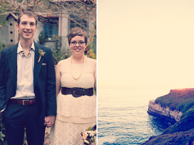 Wedding Blog Real Wedding: Hanni and Jesse