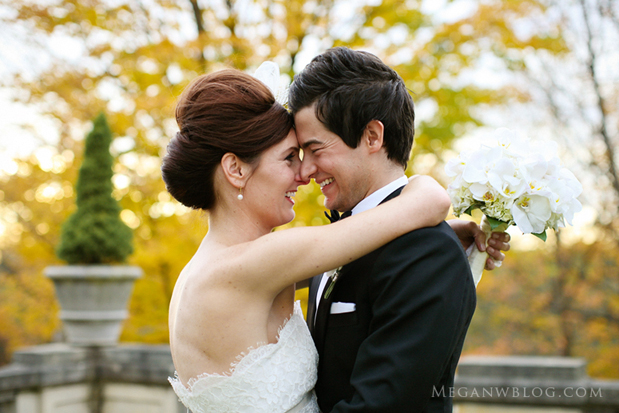 Wedding Blog Fall Wedding: Ronnie and Erika