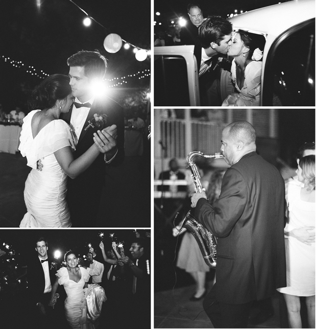 Wedding Blog Real Wedding: Morgan and Joel