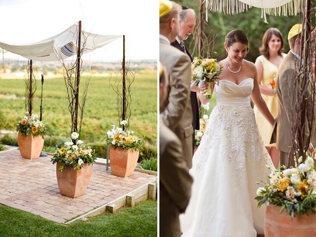 Wedding Blog Real Wedding: David and Rachel