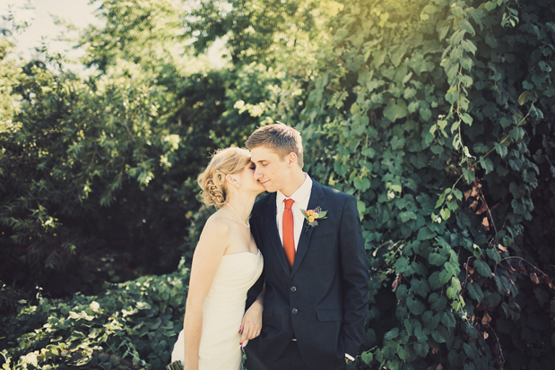 Wedding Blog Real Wedding: Emily and Steven