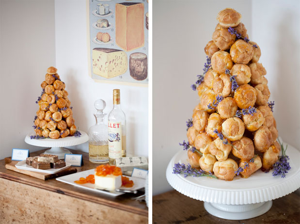 Wedding Blog Croquembouche