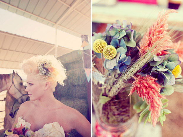 Wedding Blog Ranch Chic: Sugar and Fluff