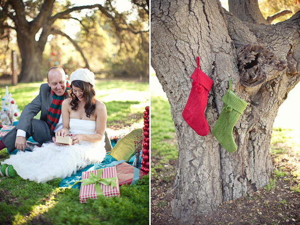 Wedding Blog Merry Christmas: California Style