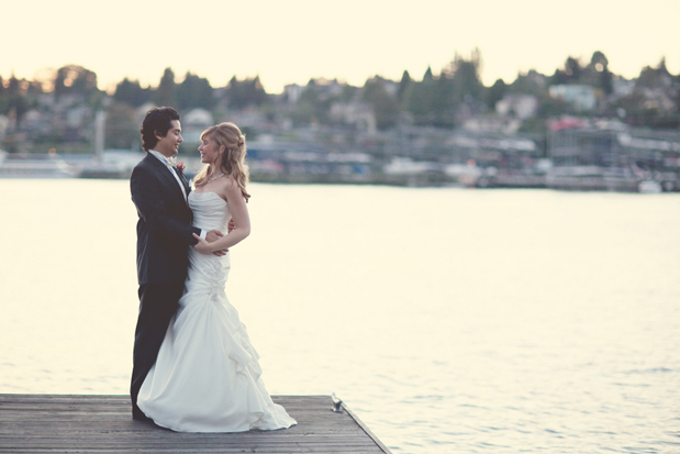 Wedding Blog Pacific Northwest Love: Caroline and Michael