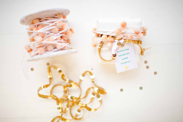 Wedding Blog DIY Gift Wrap: Ed. 02