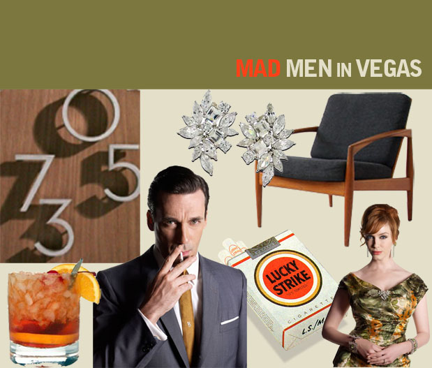 Wedding Blog Mad Men In Vegas