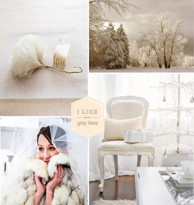 Wedding Blog Winter White