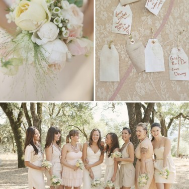 Vintage Farm Wedding