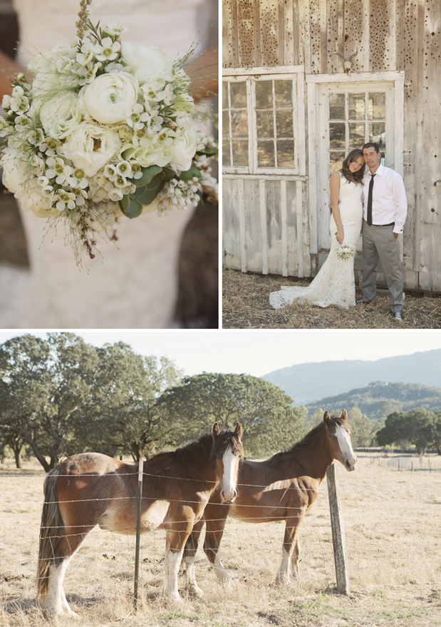 Wedding Blog Vintage Farm Wedding
