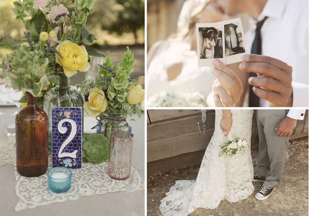Wedding Blog Vintage Farm Wedding
