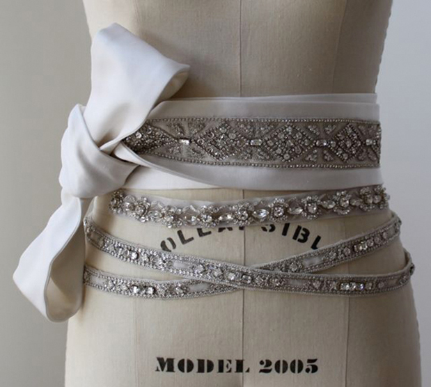 blog fabulous bridal sashes wedding dress belts