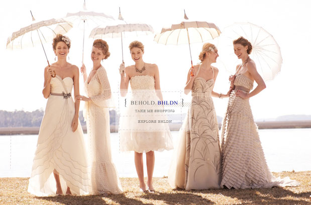94811a5f8030 Anthropologie's New Bridal Line: BHLDN Debuts