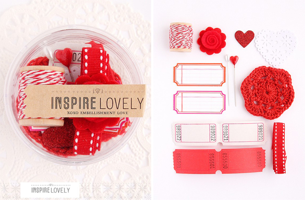 Wedding Blog DIY Valentine!