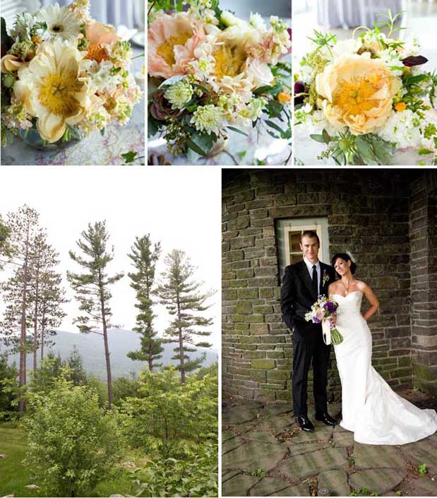 Wedding Blog Catskills in the Spring
