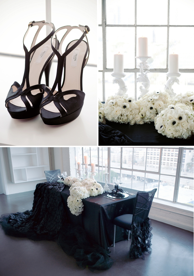 Wedding Blog Modern Goes Glam