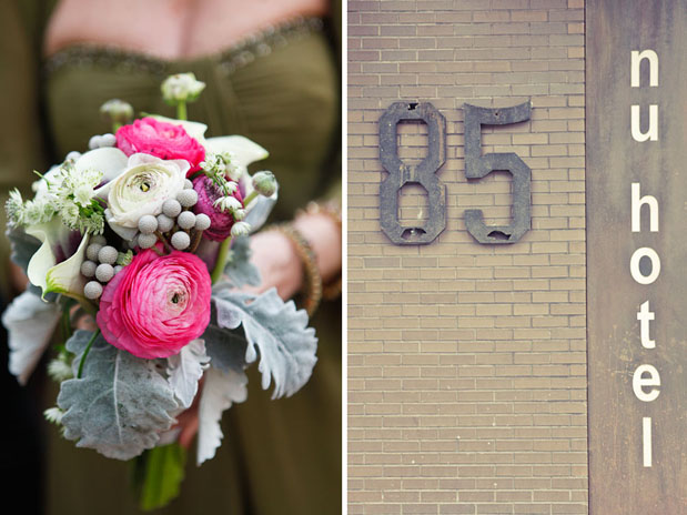 booklyn botanical gardens winter wedding