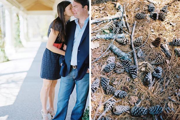 Wedding Blog Brenna and Brian: A Lake House Engagement