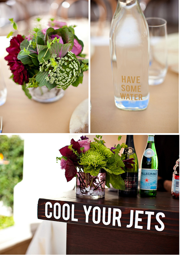 Wedding Blog Modern & Graphic Brunch