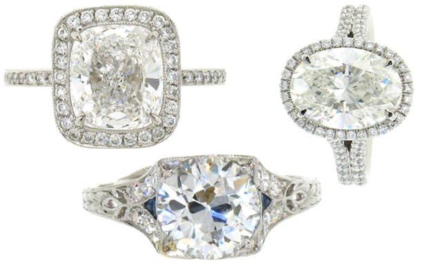 Wedding Blog Hunting for Diamonds