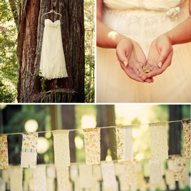 Summer Camp Wedding