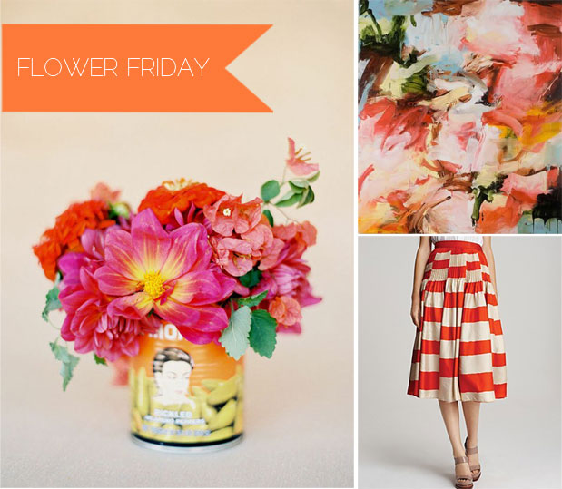 Wedding Blog Flower Friday | Bravery