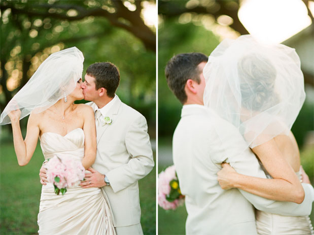 davis_islands_garden_club_green_blue_florida_wedding_justindemutiisphotography_lovell_carney puffy short bridal veil