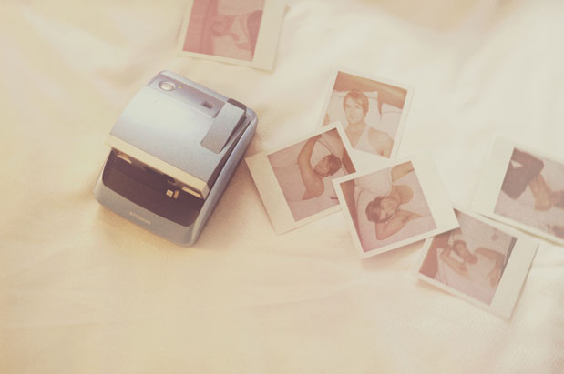 Wedding Blog Last Nights Polaroids