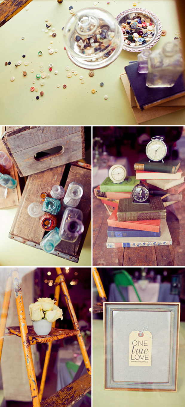 Wedding Blog One True Love Vintage Rentals