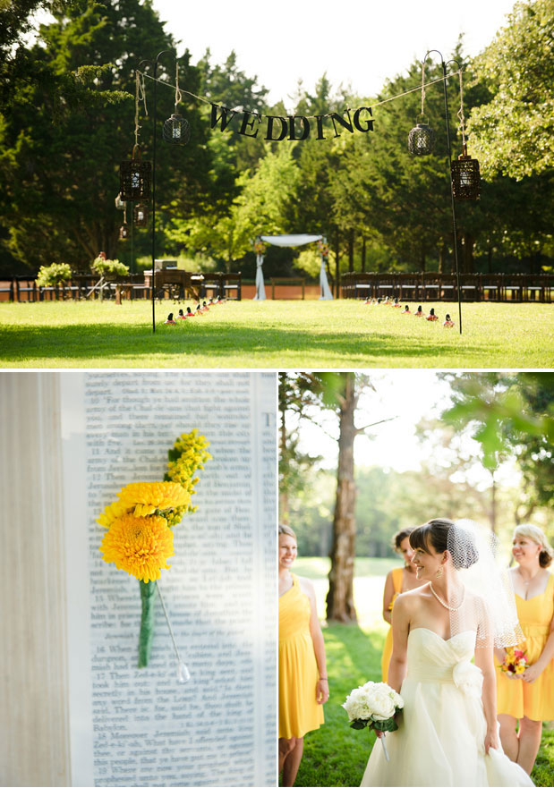 Wedding Blog Summer Romance by Avery House