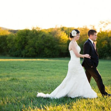 Summer Wedding on the Family Farm