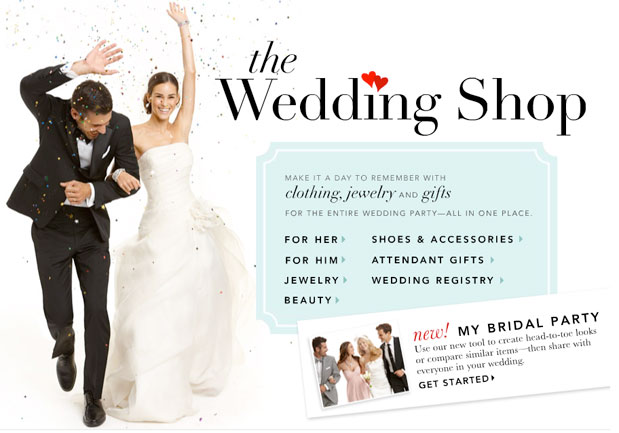 Wedding Blog Macys $250 Giveaway