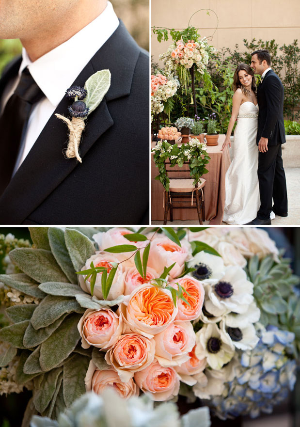 Wedding Blog Spring Glamour at the Montage