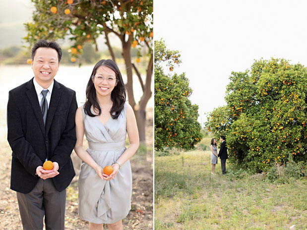 Wedding Blog Orange you glad?