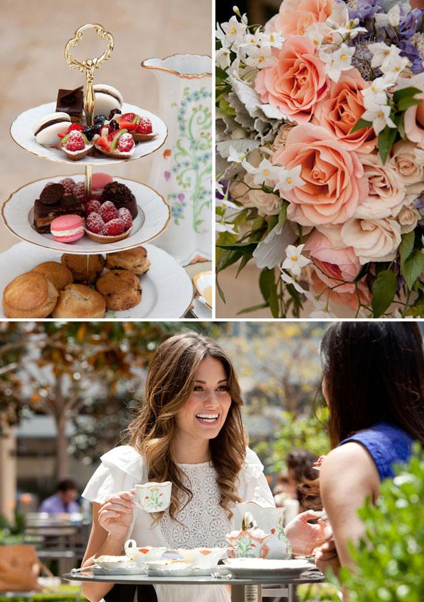 Montage Beverly Hills Bridal Tea