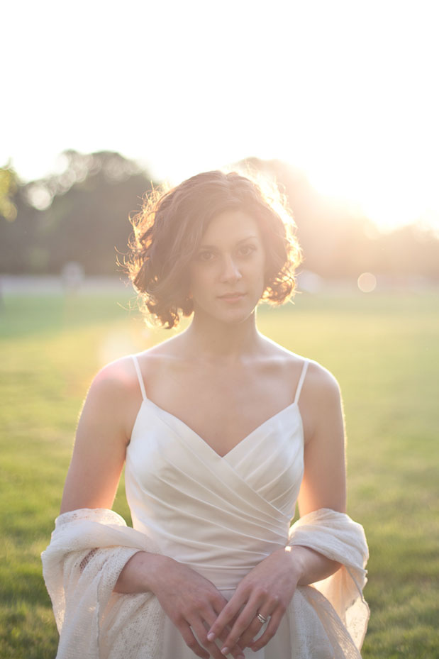 bridal shoot by ampersand photography