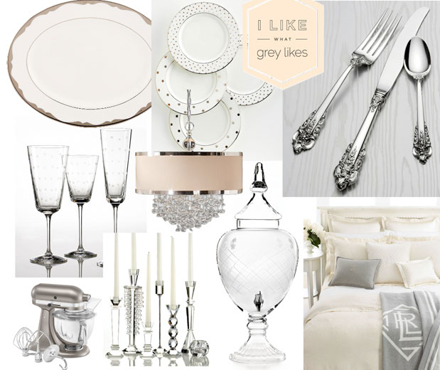 Wedding Blog Registry Dreams at Macys