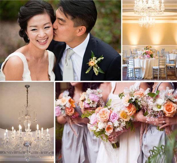 details details flowerwild montage pink wedding