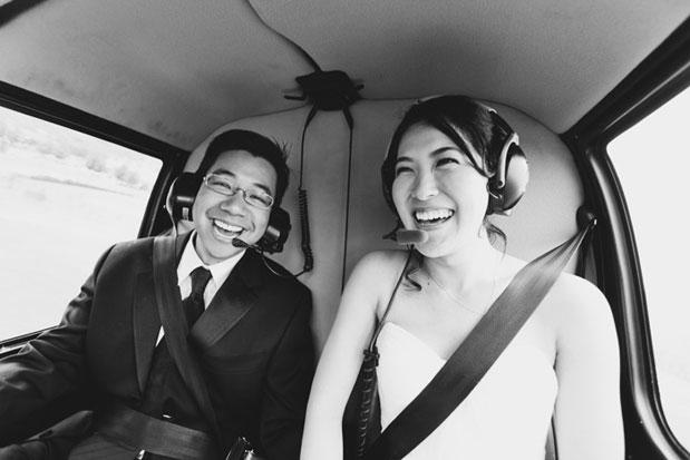 Wedding Blog New Zealand Helicopter Elopement